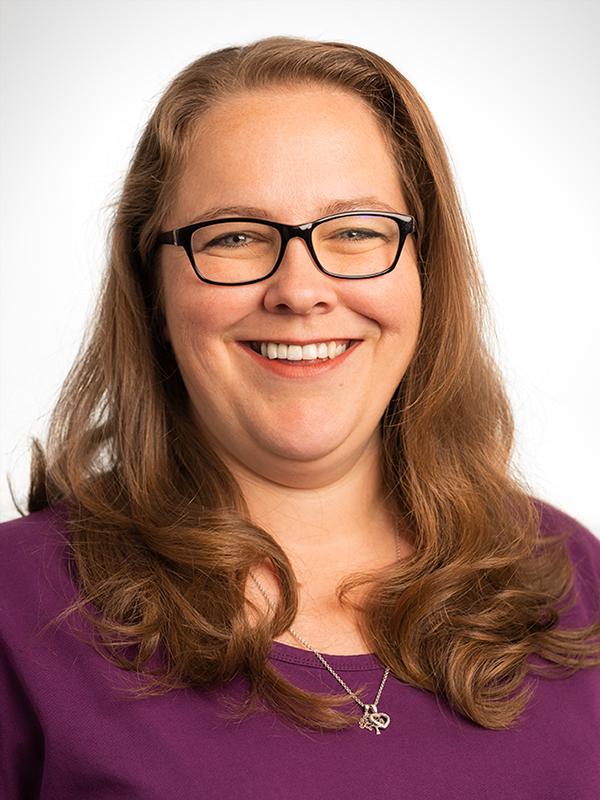 Portrait von Frau Scheidegger